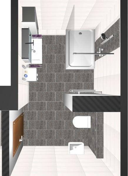 badezimmer aus einer hand. Black Bedroom Furniture Sets. Home Design Ideas